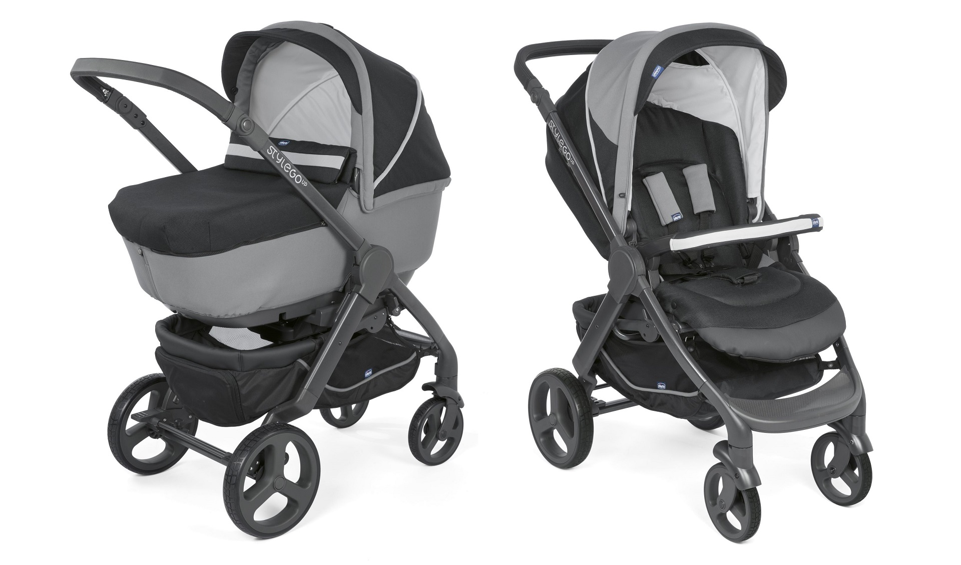 chicco stroller duo style go up crossover buy at. Black Bedroom Furniture Sets. Home Design Ideas