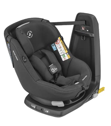 Maxi-Cosi Child Car Seat AxissFix Air Authentic Black 2020 - large image