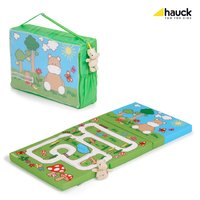Hauck Sleeper Travel Cot Mattress -  * The colourful Sleeper travel cot mattress by Hauck is suitable for all travel cots and play centres.