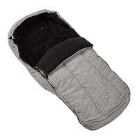 Hartan Footmuff GTX -  * Hartan's winter footmuff for prams with the GTX seat unit is a cuddly companion for cold days.