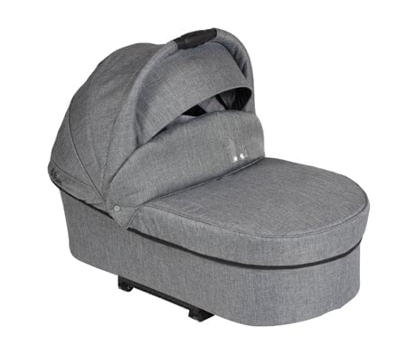 Hartan Fold Carrycot -  * This fold carrycot by Hartan comes with a lying surface of 77 x 35 cm and supplies your child with a safe and comfortable feeling while transforming your Hartan pushchair into a multi-functional pram.