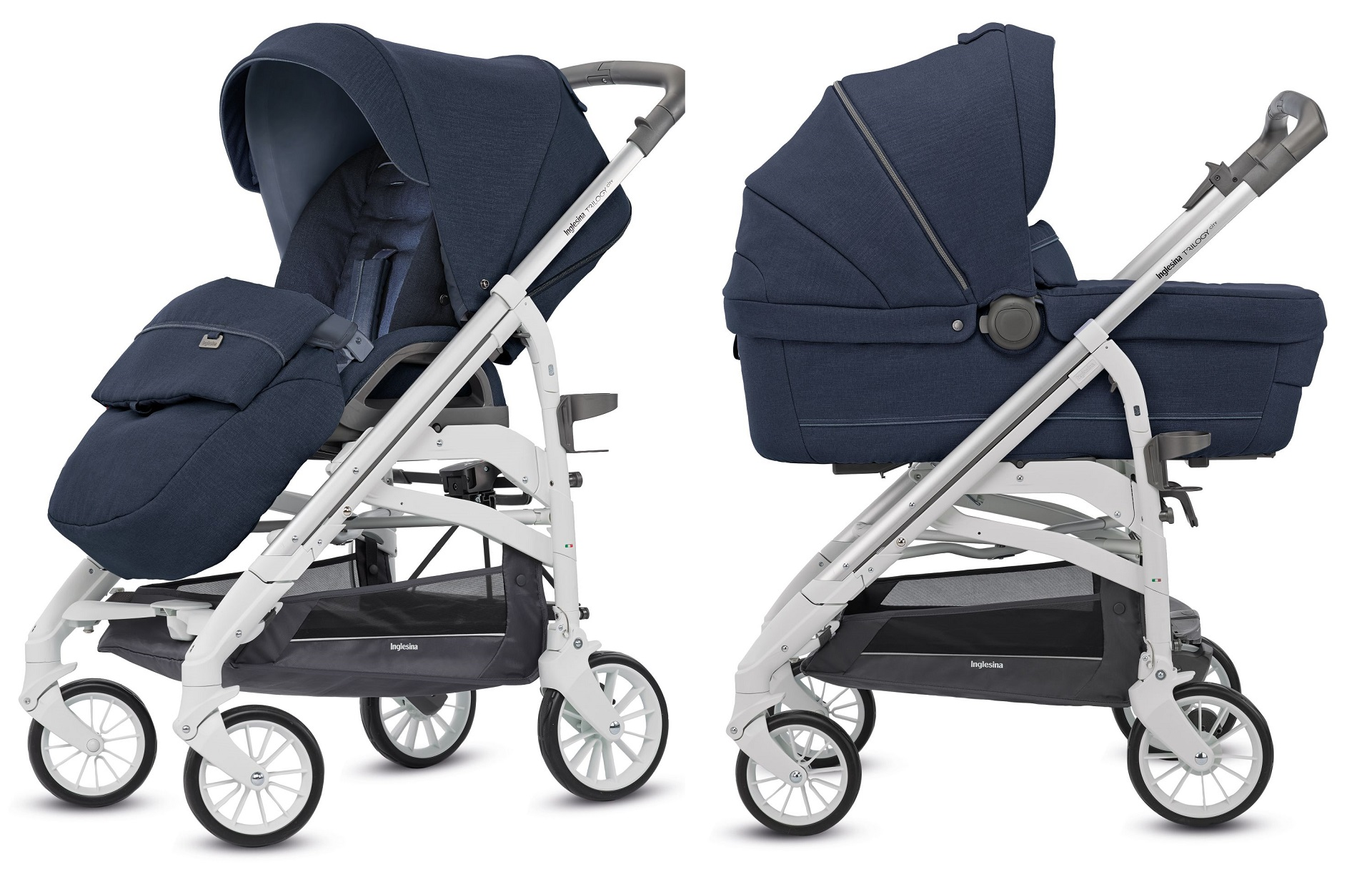 Inglesina Trilogy Imperial Blue Cheap Online