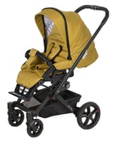 Hartan Pram Vip GTS -  * The perfect city companion – absolutely comfortable and super convenient at the same time.