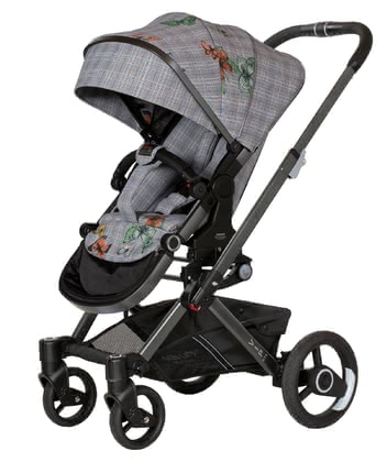 Hartan Pram Vip GTX 634_Butterfly Check 2019 - large image