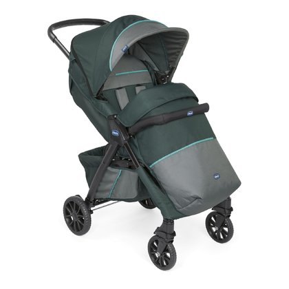Chicco Pushchair Kwik.One -  * Chicco's Kwik.One is a compact, comfortable and versatile pushchair perfect for you and your little one.