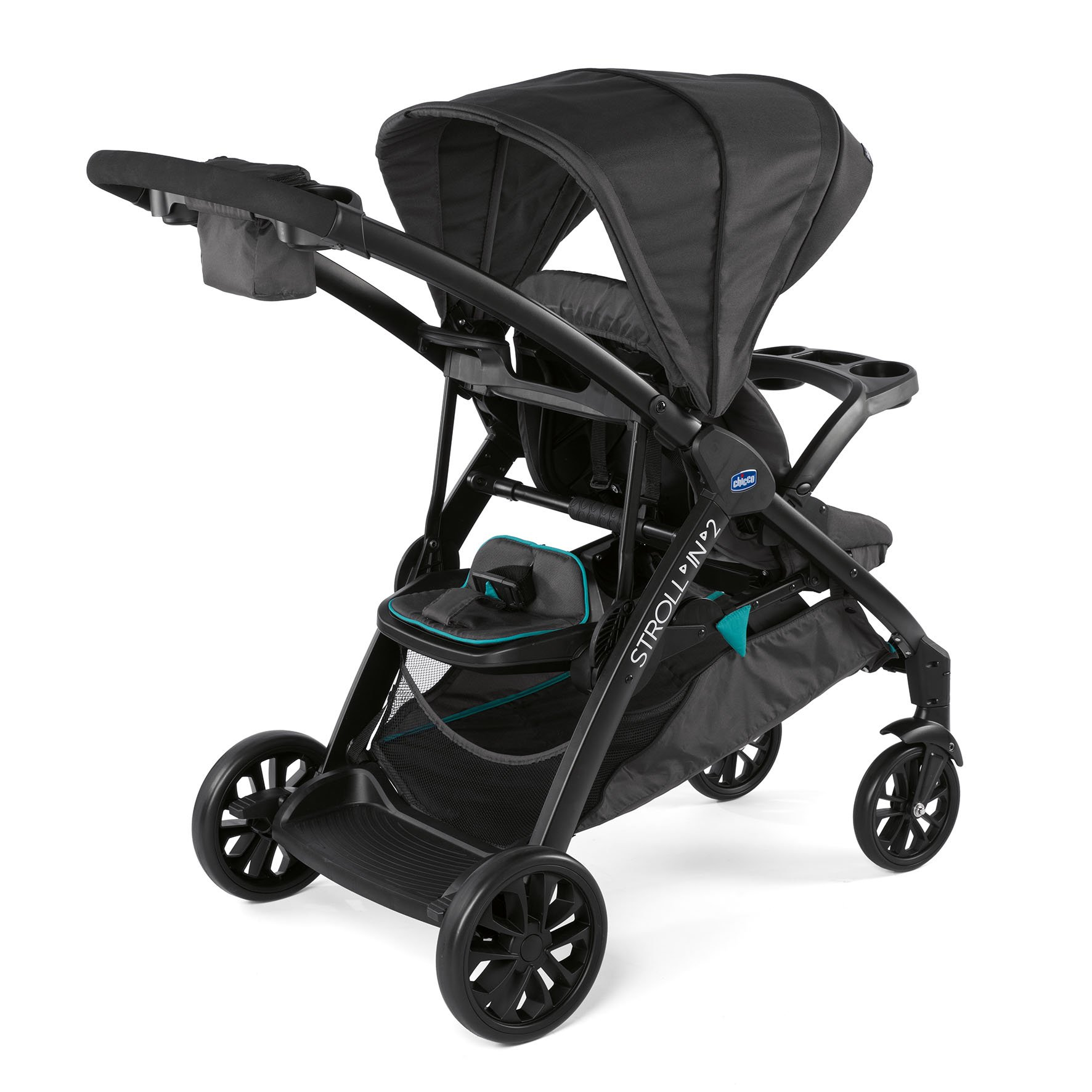 Chicco Double Stroller Stroll In 2 2019 Octane Buy At