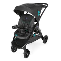 Chicco Double Stroller Stroll'in'2 -  * The perfect choice for smart parents: Chicco's Stroll'in'2 transports two children of different ages in ONE pushchair.