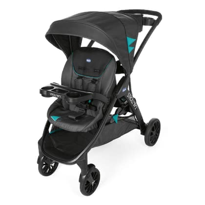 Chicco Double Stroller Stroll'in'2 OCTANE 2019 - large image