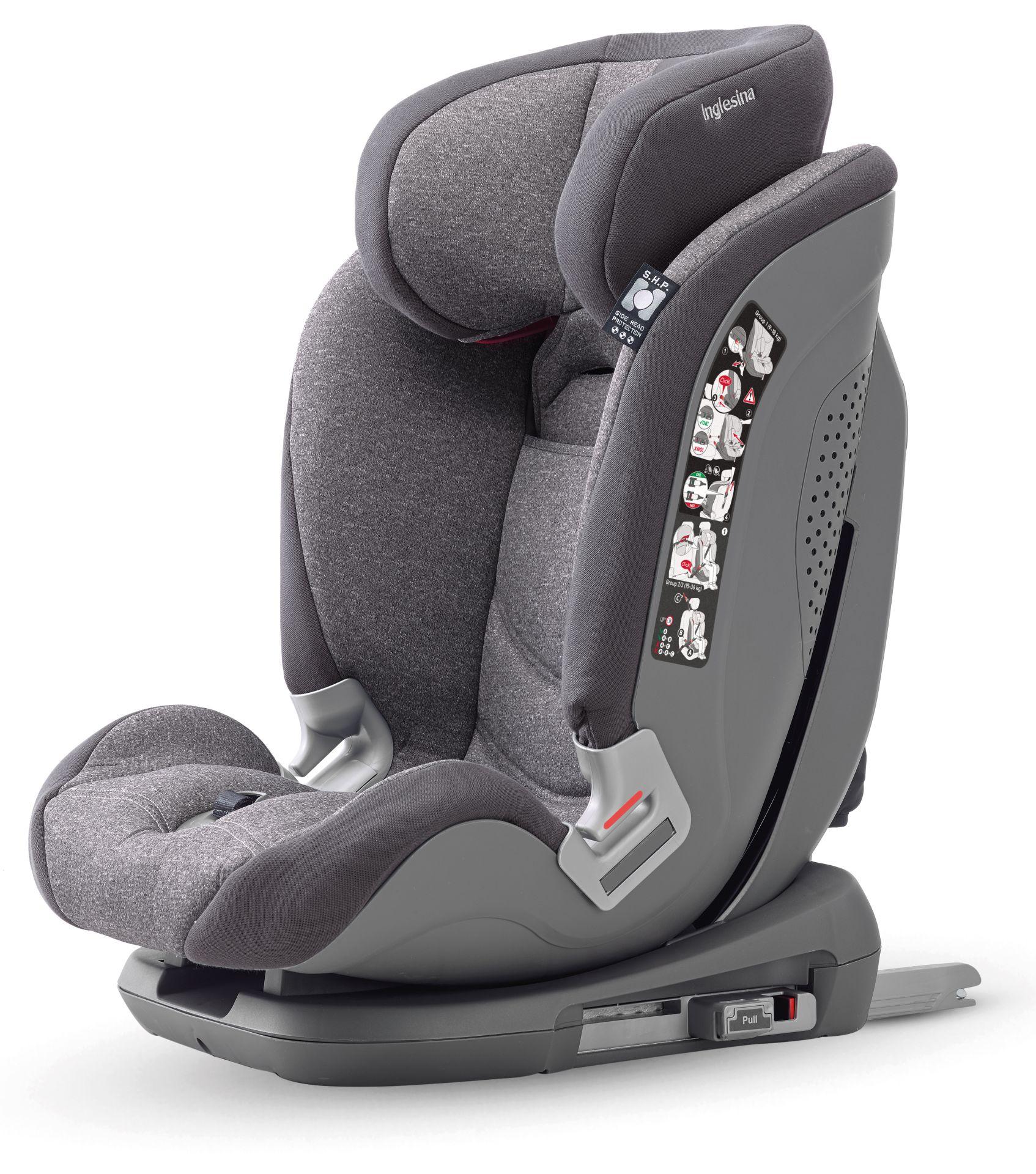 Inglesina Child Car Seat Newton 1 2 3 Ifix Buy At Kidsroom Car Seats