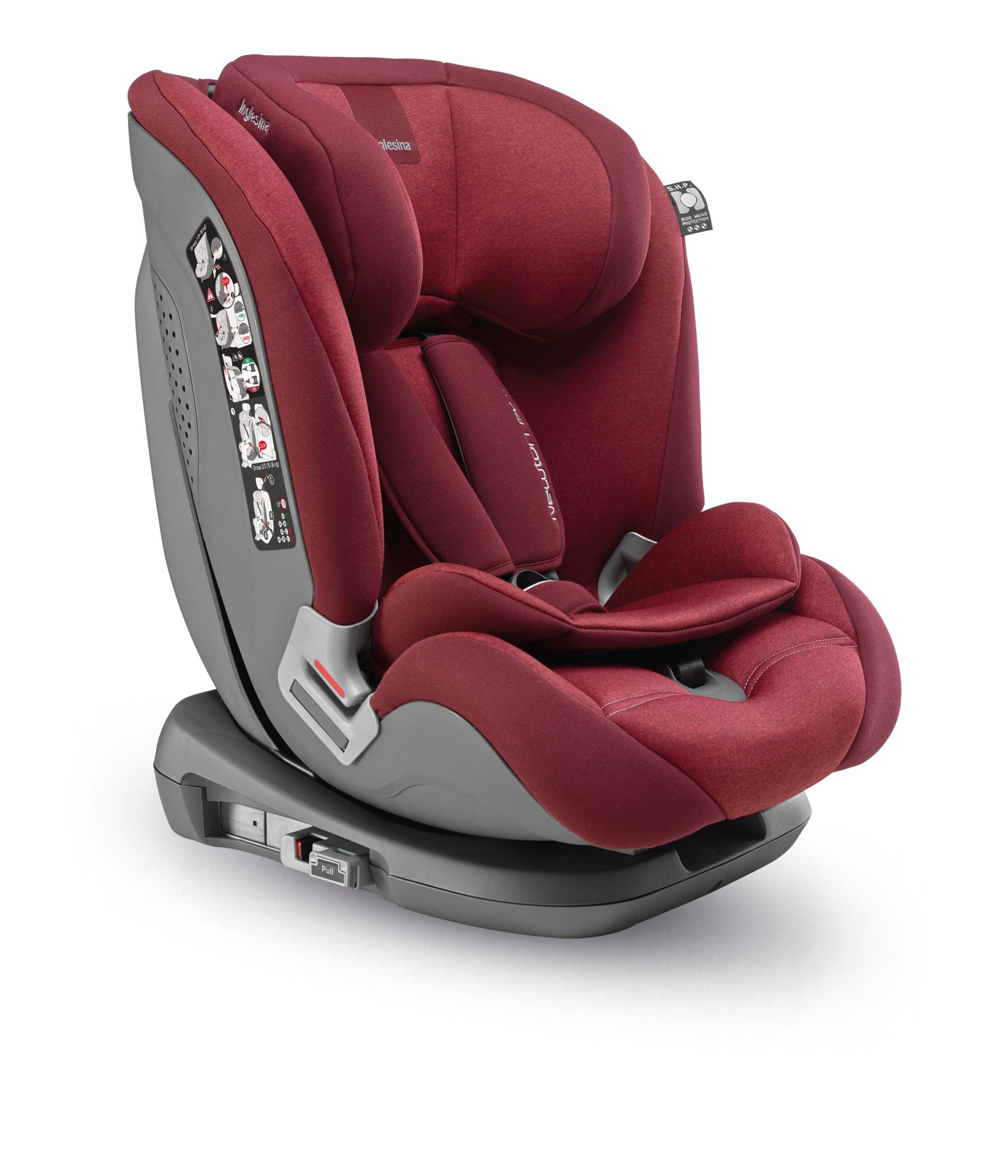 Groovy Inglesina Child Car Seat Newton 1 2 3 Ifix 2019 Rot Buy At Ibusinesslaw Wood Chair Design Ideas Ibusinesslaworg