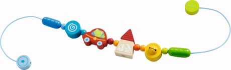 Haba Pram Decoration Whimsy City -  * Haba's adorable pram decoration Whimsy City is an absolute must-have accessory that must not be missed when being out and about on with your little one.
