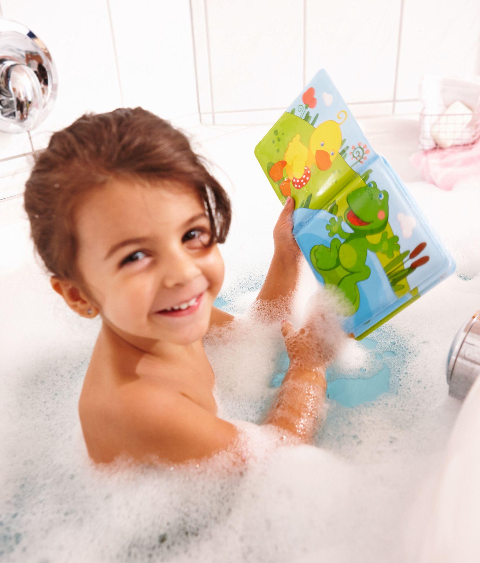 Haba Bath Book Schwimmente Buy At Kidsroom Toys Baby