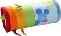 Haba Caterpillar Mina Crawling Roller -  * Haba's crawling roller features caterpillar Mina and comes with bright colours and many child-appropriate motifs that will immediately catch your little one's attention.