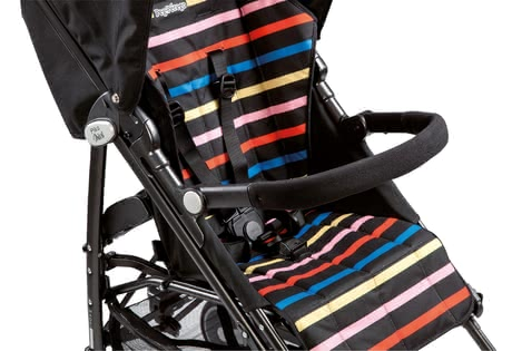 Peg-Perego Front Bar for Pliko Mini -  * The adjustable Peg-Perego front bar for the Pliko Mini makes you feel safe while protecting your little one from dropping out. It also offers plenty of space for attaching toys.