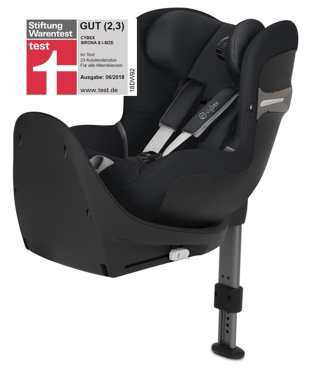 cybex reboard child car seat sirona s i size 2018 lavastone blak black buy at kidsroom car. Black Bedroom Furniture Sets. Home Design Ideas