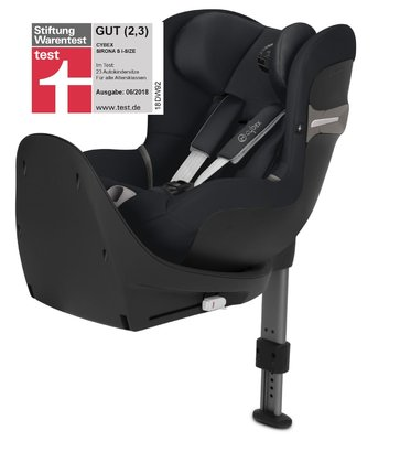 Cybex Reboard Child Car Seat Sirona S i-Size -  * The Cybex reboard child safety seat Sirona S i-Size combines 360° comfort for you and outstanding safety features for your little passenger.