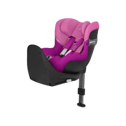 Cybex Reboard Child Car Seat Sirona S i-Size Magnolia Pink - purple 2020 - large image