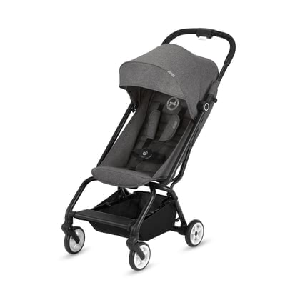 Cybex Buggy Eezy S -  * The compact and lightweight Cybex buggy Eezy S is perfect for accompanying modern parents through town or while travelling.