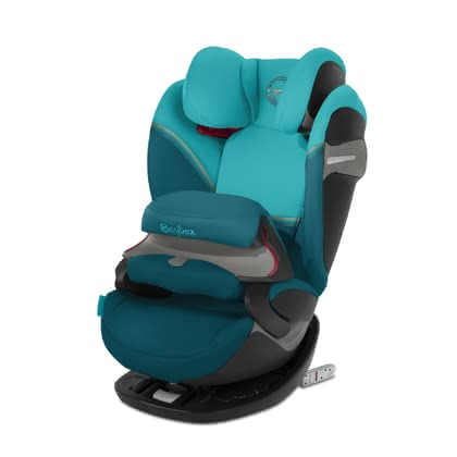 Cybex Child Car Seat Pallas S-Fix -  * The Cybex child safety seat Pallas S-Fix grows with your child and is suitable for children at the age of 9 months up to 12 years. It supplies your child with even more comfort by featuring a large seat surface. Its new, slimmer outline makes it fit perfectly into your car as a third child safety seat.
