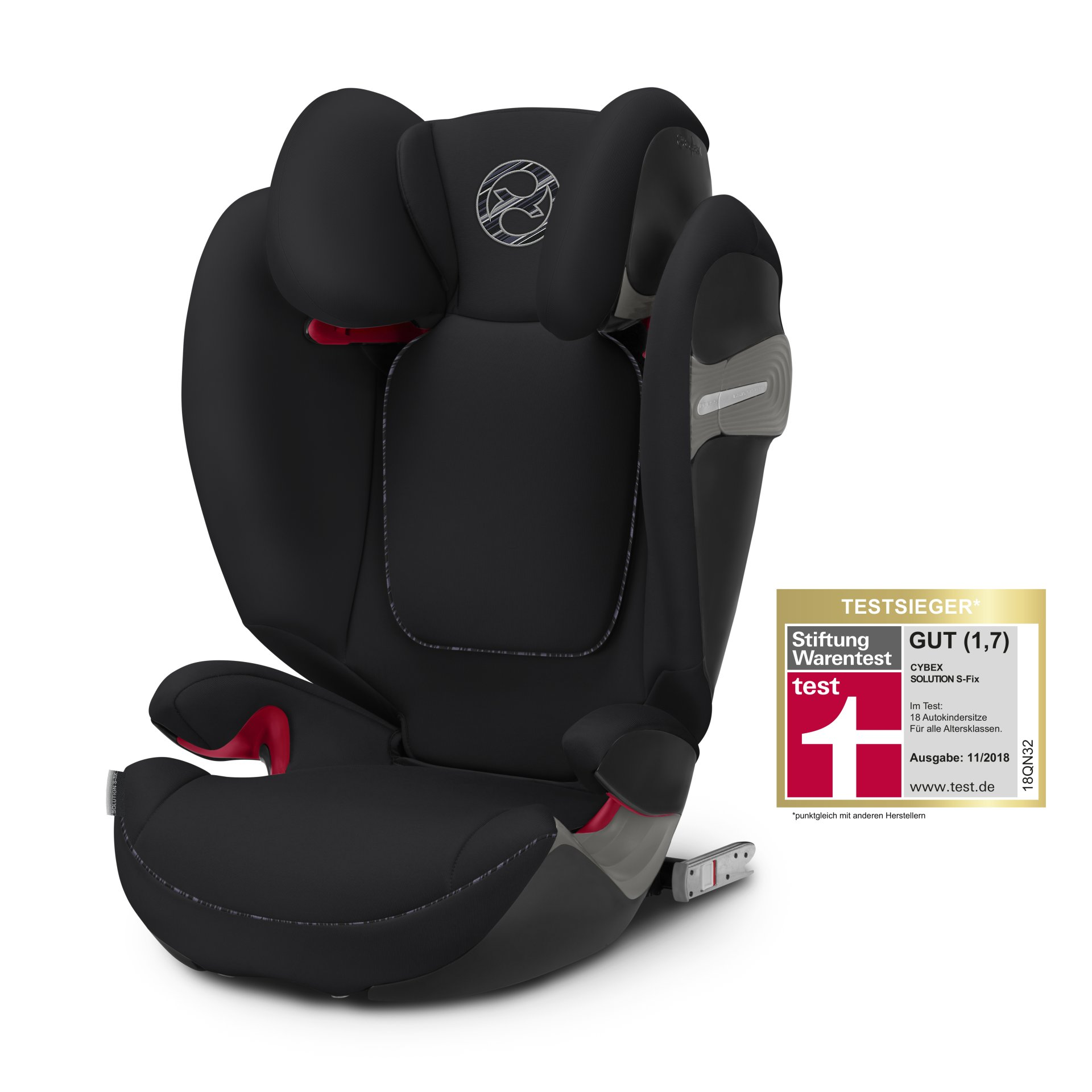 Cybex Child Car Seat Solution S Fix