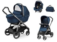 Peg-Perego Buggy Set Book S Modular Set XL -  * While being well-equipped with the trendy and stylish Peg-Perego Buggy Set Book S Modular Set XL parents to-be will enjoy convenient handling and maximum comfort.