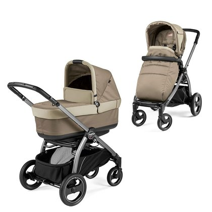 Peg-Perego Multifunctional Stroller Book S Basic Class Beige 2019 - large image