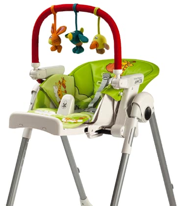 Peg-Perego Play Bar for High Chairs -  * The Peg-Perego play bar features funny and colourful figures that entertain your little one while sitting in one of Peg-Perego's high chairs. For varied fun between the meals.