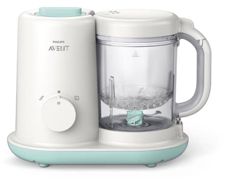 AVENT Philips Baby Food Maker – Viva Collection -  * The Philips Avent baby food maker is perfect for preparing the most delicious and healthiest meal for your little on in only a few steps.