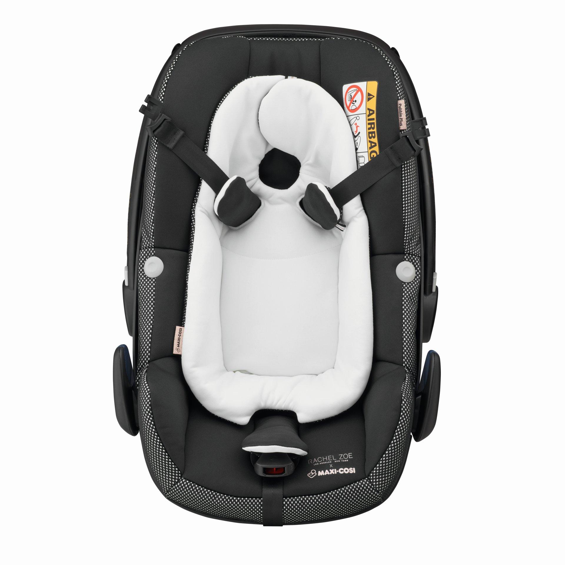 Maxi Cosi Infant Car Seat Pebble Plus Rachel Zoe Luxe Sport Collection 2019