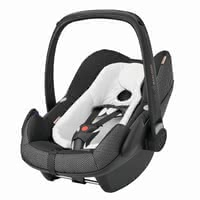 Maxi-Cosi Infant Car Seat Pebble Plus – Rachel Zoe Luxe Sport Collection - * Maxi-Cosi's Pebble Plus is an i-Size norm (R129) certified infant car seat which is suitable for children right from birth up to a size of approx. 75 cm (approx. 1 year of age).