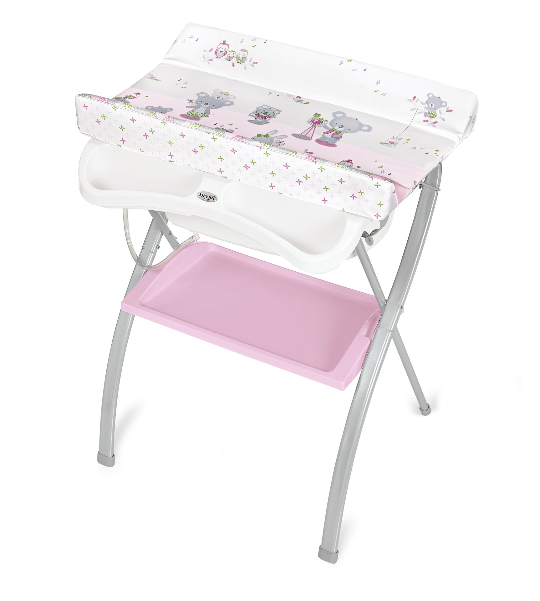 brevi bade und wickelkombination lindo buy at kidsroom. Black Bedroom Furniture Sets. Home Design Ideas
