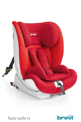 Brevi Child Car Seat Tazio Isofix tt -  * Travelling in the safest and most secure way is possible with the Tazio Isofix tt by the manufacturer Brevi.