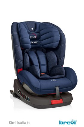 Brevi Child Car Seat Kimi Isofix tt -  * The elegant Brevi child safety seat Kimi Isofix tt grows with your child and is suitable for children right from birth up to an age of 7 years.