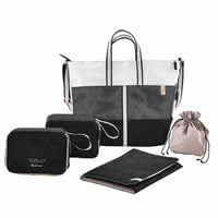 Quinny Change Bag Luxe Sport – Rachel Zoe Collection -  * Quinny's change bag Luxe Sport will add some glamour to your appearance. Being designed by the well-known artist and designer Rachel Zoe, this trendy change bag that features a sporty and casual look with many luxurious details will delight you immediately.