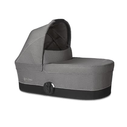 Cybex Carrycot S -  * The Cybex carrycot S is the perfect bed when being out and about with your little one in his first months of life.
