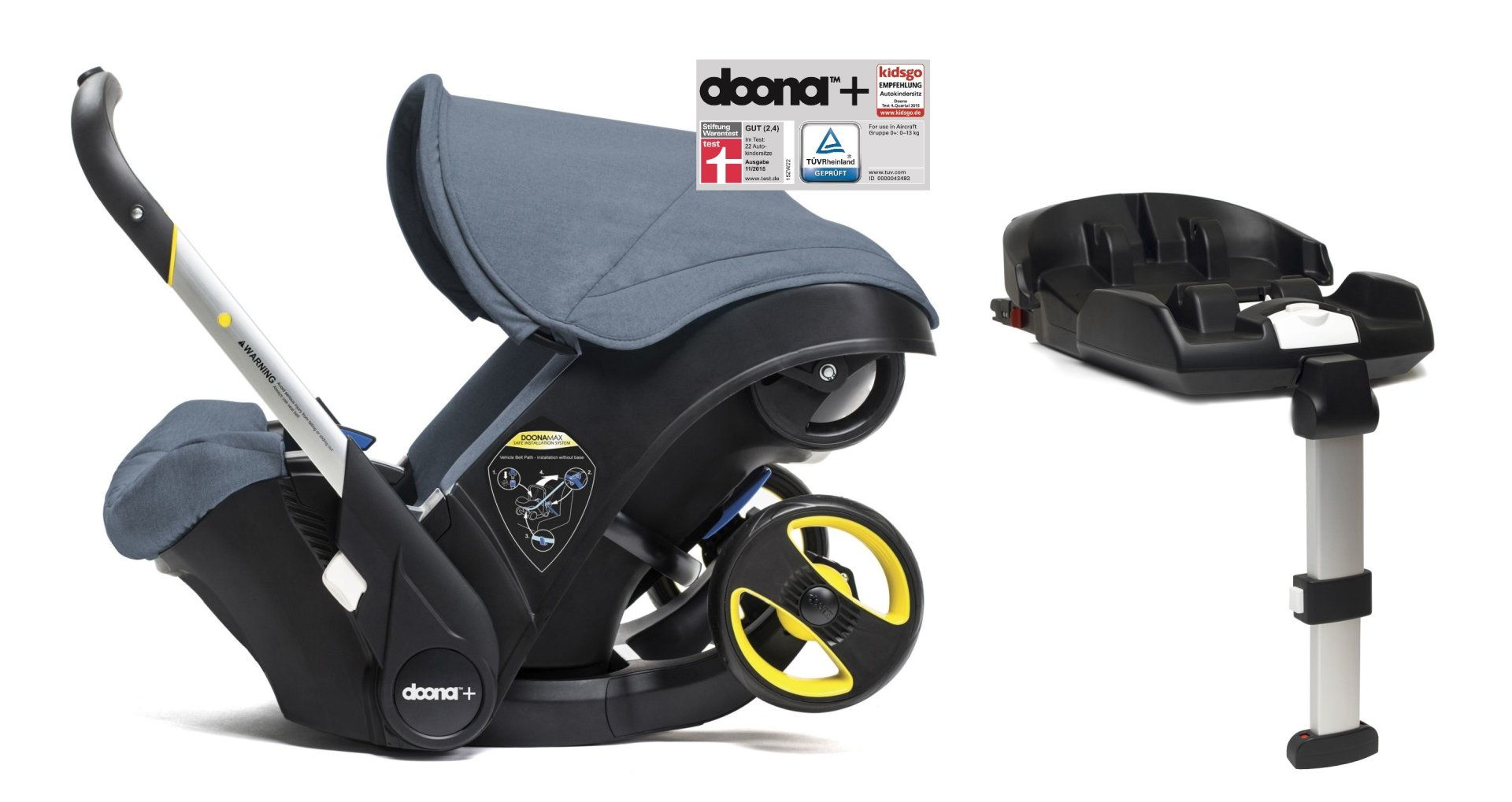 Doona Infant Car Seat And Base
