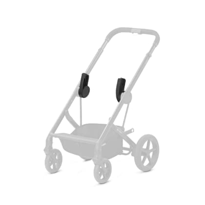 Cybex Balios S Adaptor for Infant Car Seat -  * The Cybex Balios S adaptor is the perfect solution for transforming your Cybex pushchair Balios S into a convenient travel system in no time at all.