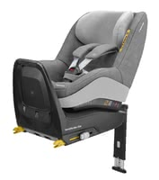 Maxi-Cosi Child Car Seat Pearl One i-Size including FamilyFix One i-Size -  * The Maxi-Cosi child safety seat Pearl One is suitable for children with a body height between 67 cm and 105 cm and is to be installed in a rear-facing mode only.