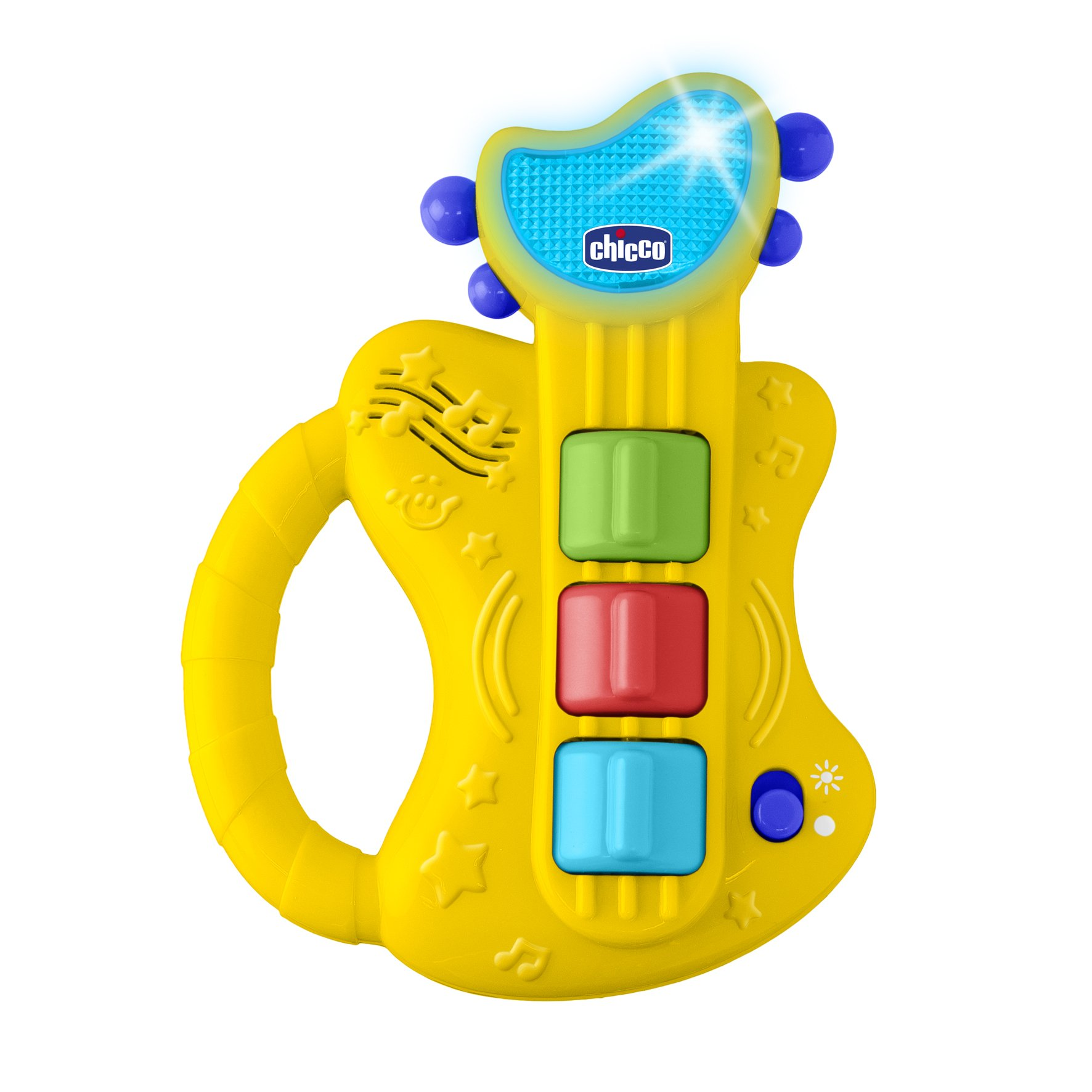 Chicco Baby Senses First Musical Instruments Gitarre