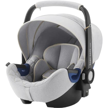 Britax Römer Infant Car Seat Baby Safe 2 i-Size – Special Edition Nordic Grey -  * The infant car seat Baby Safe 2 i-Size by Britax Römer offers plenty of space to grow and provides a flat recline position.