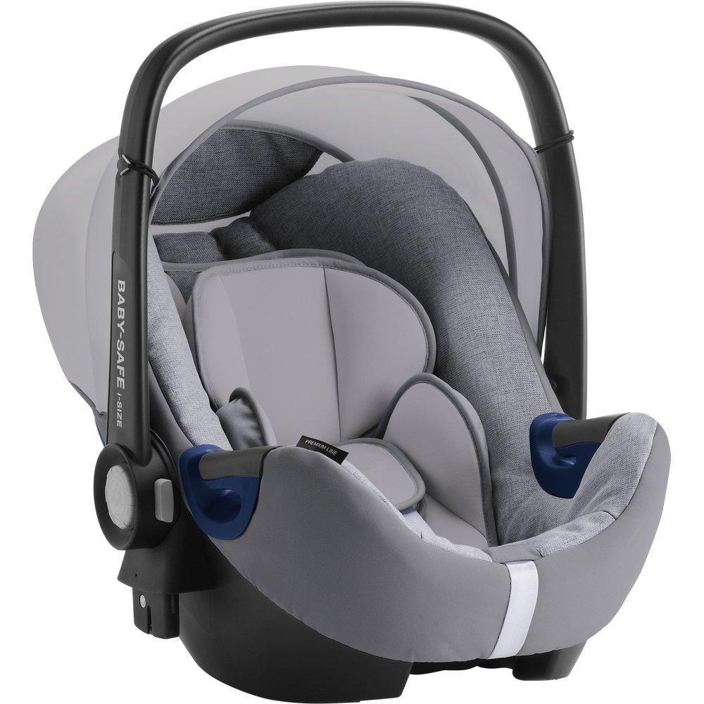 britax r mer infant car seat baby safe 2 i size 2019 grey. Black Bedroom Furniture Sets. Home Design Ideas