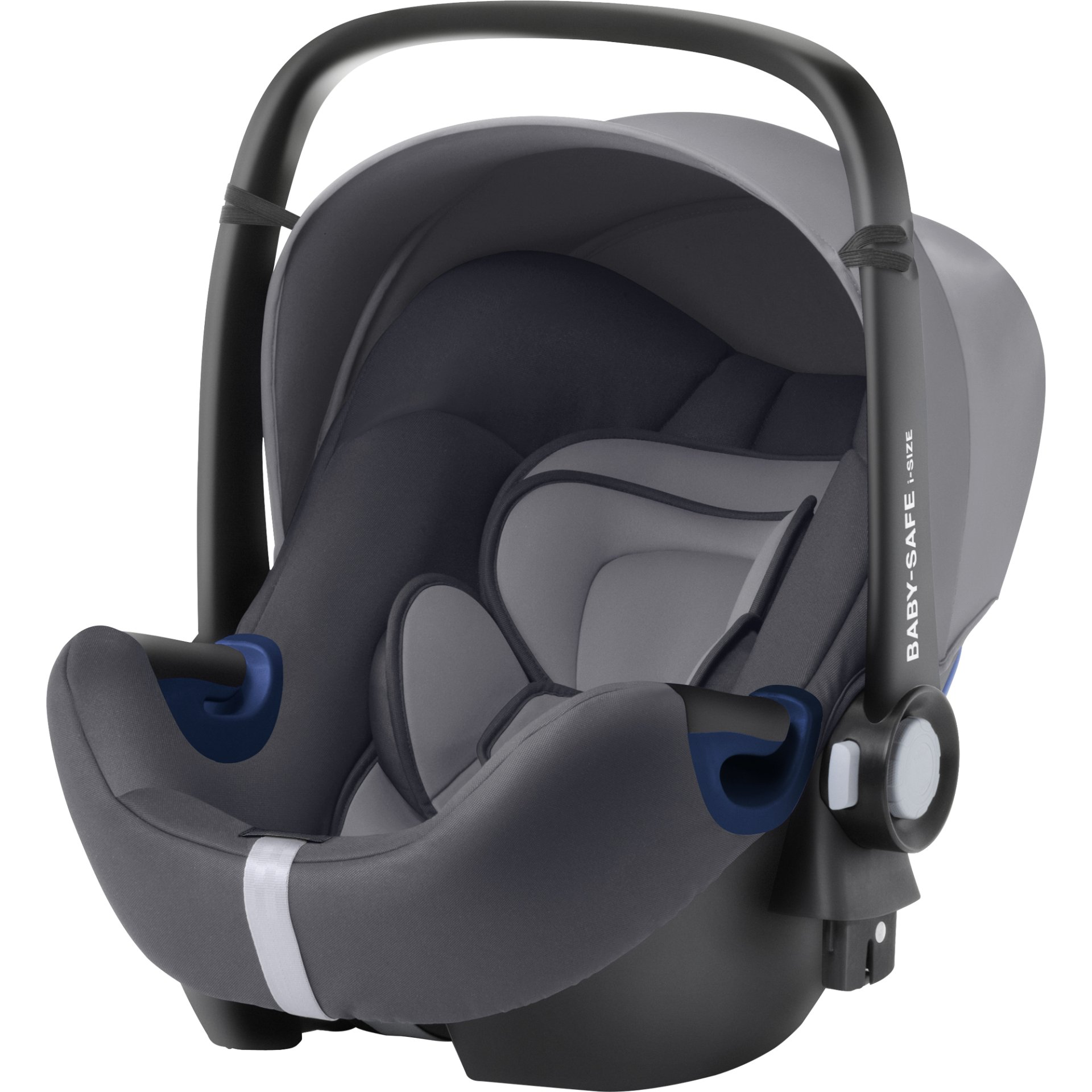 britax r mer infant car seat baby safe 2 i size 2018 storm. Black Bedroom Furniture Sets. Home Design Ideas