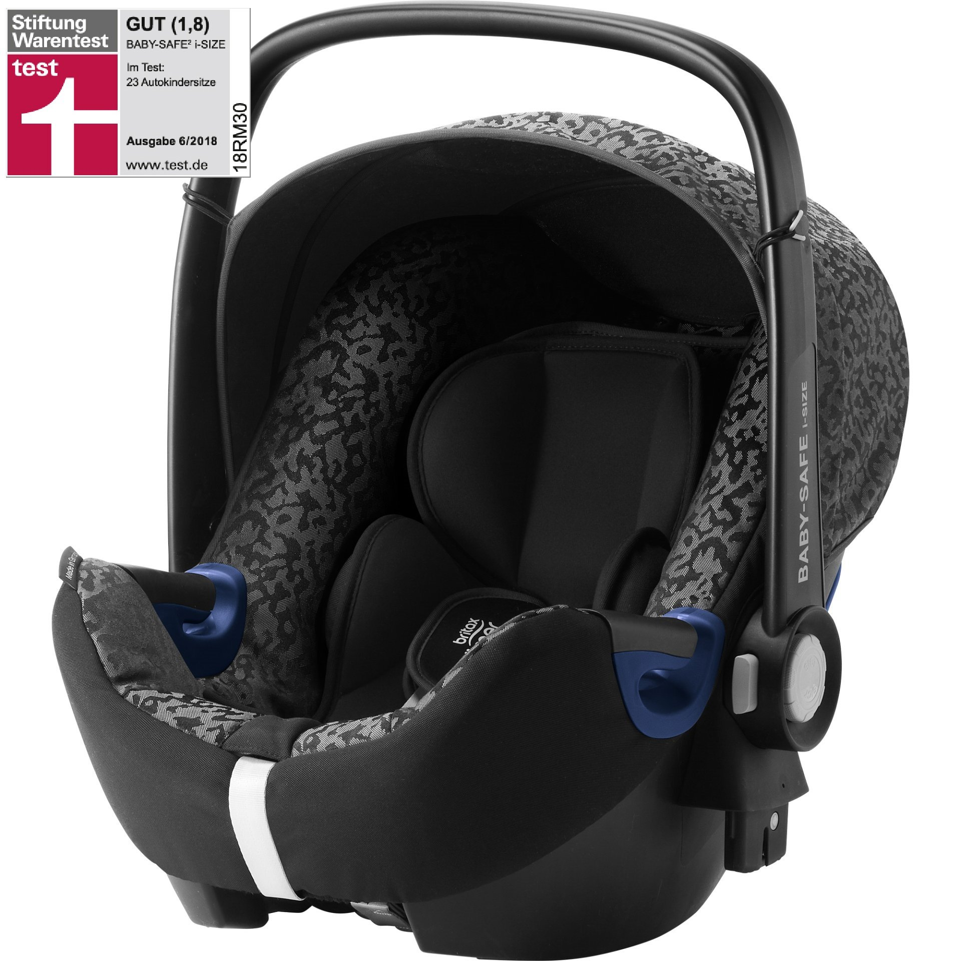 britax r mer babyschale baby safe 2 i size 2018 mystic black buy at kidsroom car seats. Black Bedroom Furniture Sets. Home Design Ideas