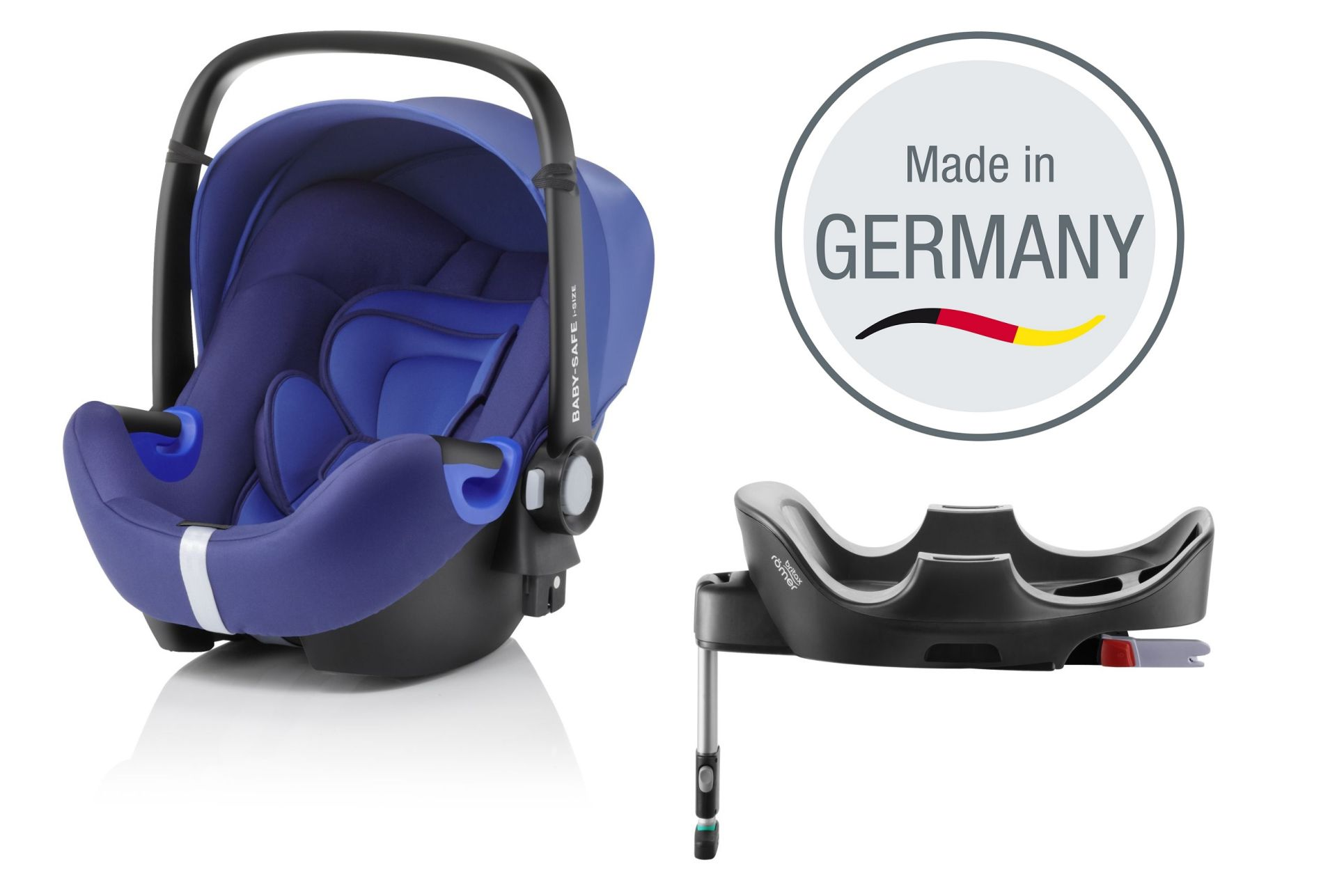 britax r mer infant car seat baby safe 2 i size including flex base 2018 ocean blue buy at. Black Bedroom Furniture Sets. Home Design Ideas