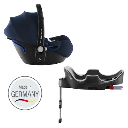 Britax Römer Infant Car Seat Baby Safe 2 i-Size including Flex Base -  * The infant car seat Baby Safe 2 i-Size including Flex Base by Britax Römer offers plenty of space to grow and provides a flat recline position.