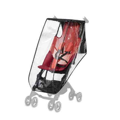gb by Cybex Rain Cover for Buggy Pockit -  * The perfect and precisely fitting rain cover for your Cybex buggy Pockit protects your little adventurer from wind and rain.