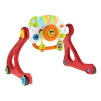 Chicco Grow and Walk Gym 4 in 1 -  * The Chicco Grow and Walk Gym combines four different toys and thus provides optimum entertainment in every stage of your child's development.