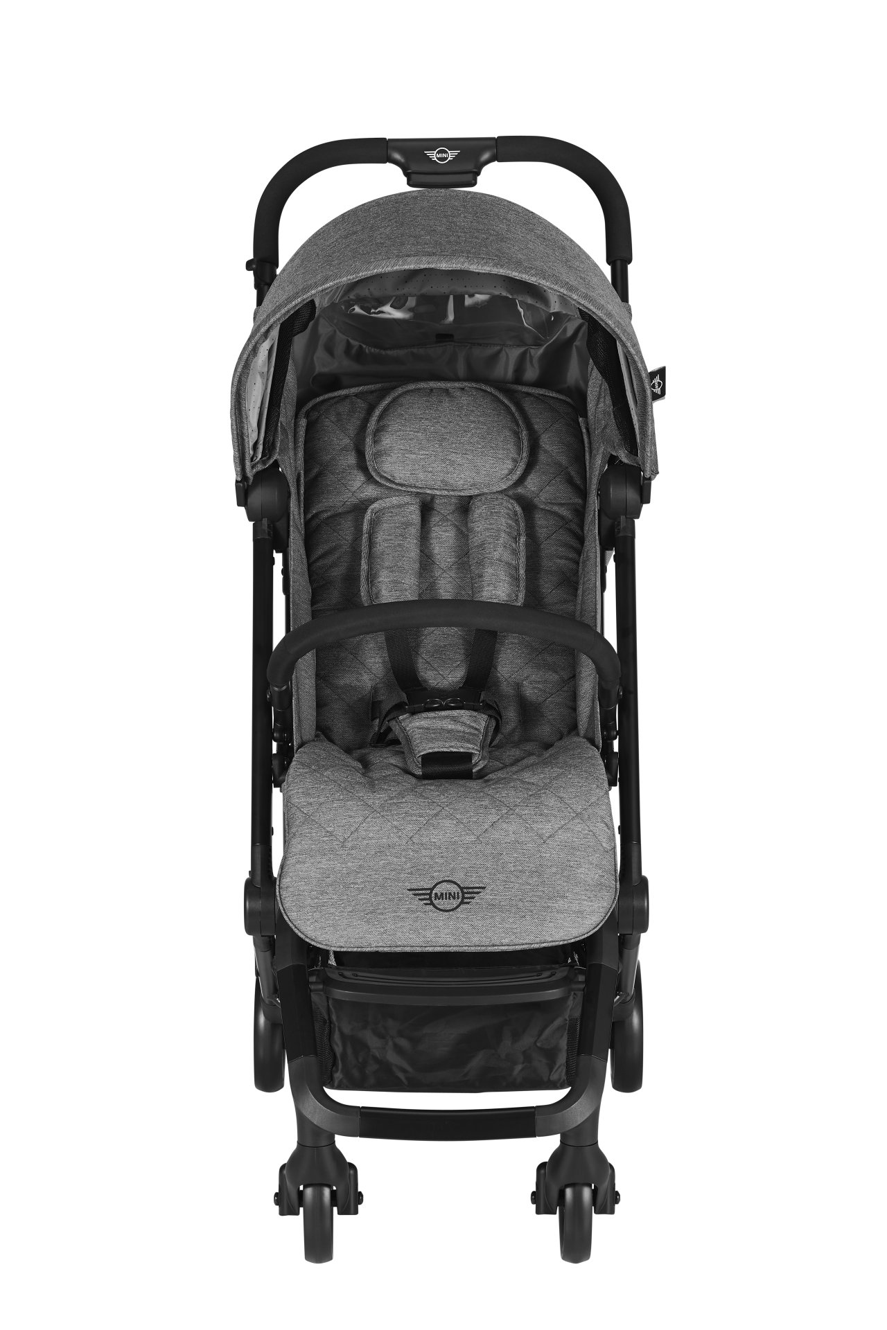 02df0663f8 ... MINI Buggy XS by Easywalker Soho Grey 2019 - large image 4