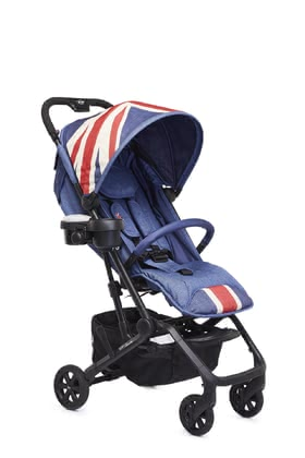 MINI Buggy XS by Easywalker -  * The new MINI Buggy XS by Easywalker combines low weight and a small folded size with stylish and extravagant design.