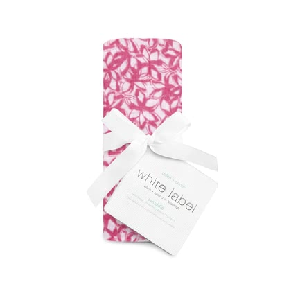 aden+anais White Label Silky Soft Swaddle, Single Pack -  *
